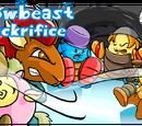 Snowbeast Snackrifice