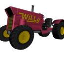 Tractor (The Simpsons: Hit & Run)