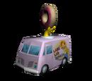 Donut Truck (The Simpsons: Hit & Run)