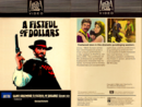 Fistful of Dollars Fox Video 8710224 1982 Farmington Hills Michigan. Twentieth Century-Fox Video (formerly Magnetic Video).png