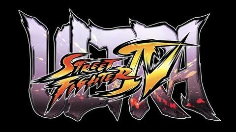 Ultra Street Fighter IV/Trailers