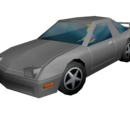 Chrysler Conquest (The Simpsons: Hit & Run)