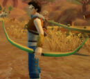 Archer's Composite Bow of Volleys