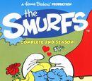 Smurfs: Complete Second Season (Region 2 DVD)