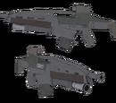 AR-50 z Wyrzutnią Granatów