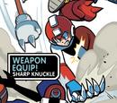 Sharp Knuckle
