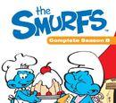 Smurfs: Complete Season 8 (Region 4 DVD)