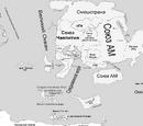 Enetrel SP/Самая правильная мировая карта