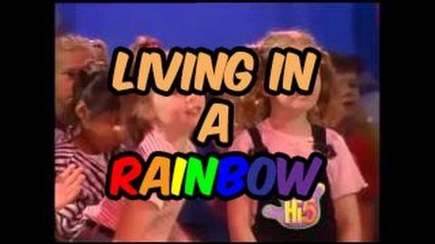 Living In A Rainbow