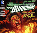 Green Lantern: New Guardians Vol 1 22