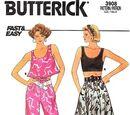 Butterick 3908 A