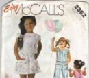 McCall's 2362 A