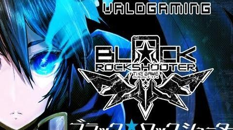 Black★Rock Shooter PSP en español 1