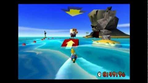 Makin' Waves - Platinum Relic - Crash Bandicoot 3 Warped - 105% Playthrough (Part 32)