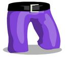 Alchemist's Maroon Leggings