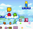 Items in Kirby Air Ride