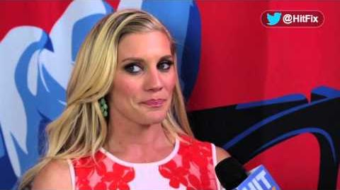Comic-Con 2013 - Riddick - Katee Sackhoff Interview