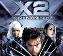 X2: X-Men United Characters