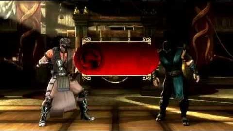 Mortal Kombat 9 All Fatalities (Finishing Moves)