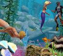 Fan Mermaids