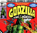 Godzilla, King of the Monsters (Marvel)