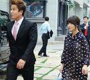 Carolmendez/Video de Sunye y James en la boda de Joo Ah Min