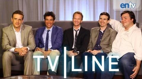 Alaric Saltzman/Comic-Con Interview with TVLine