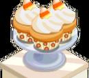 Candy Corn Muffin