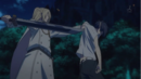 Arthur prestes a executar Rin.png