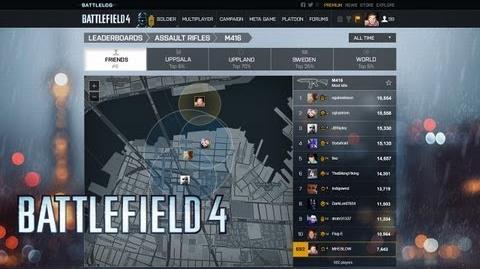 Battlefield 4: Battlelog Features Trailer