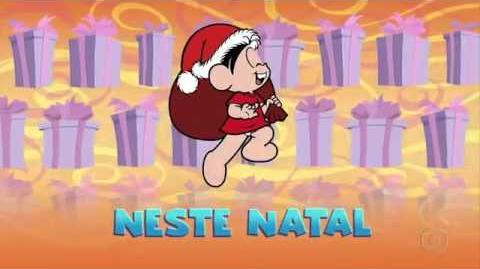 Música de Natal da Mônica