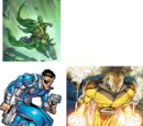 Earth-5 Comics Line