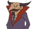 Personage de Professeur Layton et la Diva Eternelle