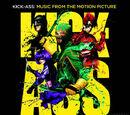Kick-Ass Soundtrack