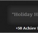 Holiday Hacker