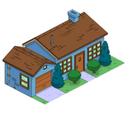 A Misteriosa Casa Azul