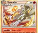 Ninetales (HeartGold & SoulSilver TCG)