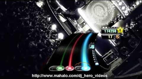 DJ Hero - Expert Mode - I Heard It Through the Grapevine vs Feel Good Inc.
