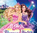 Barbie la princesse et la popstar