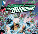 Green Lantern: New Guardians: Beyond Hope (Collected)