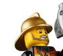 Fireman Minifigures