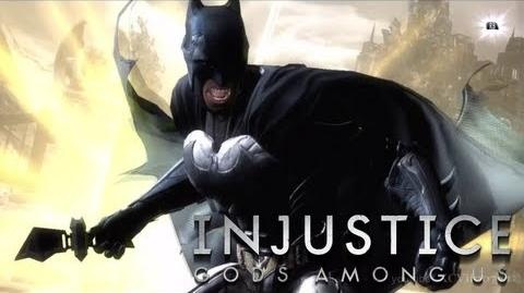Injustice 2 Playable Characters