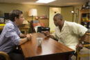 4x04 - Michael Bluth and Carl Weathers 01.jpg