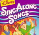 Disney Sing Along Songs: Topsy Turvy