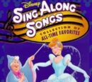 Disney Sing Along Songs: Collection of All Time Favorites: The Magic Years