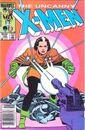 Uncanny X-Men Vol 1 182 Newsstand.JPG