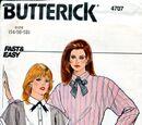Butterick 4707