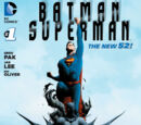 Batman Superman Vol 1/Galería