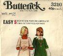 Butterick 3210