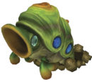 Armored Cannon Larva